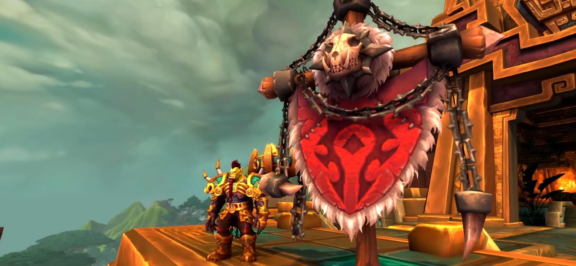 Hier sind BlizzCon-Goodies für World of Warcraft, Community ist enttäuscht