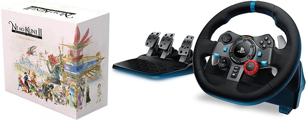 PS4-Spiele wie Ni No Kuni 2 und weitere im Herbst-Angebot bei Amazon