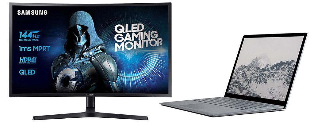 Leistungsstarker 32 Zoll Gaming-Monitor im Herbst-Angebot von Amazon