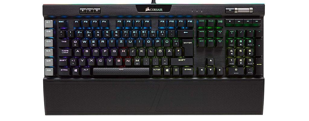 Amazon Angebote am 07. September: Corsair K70 und K95 Gaming-Tastaturen