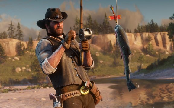 red dead redemption 2 fischen header