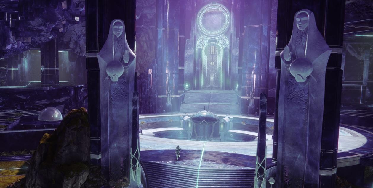 Destiny 2: So geht die Audienz bei der Königin – mit Orakel-Opfergabe