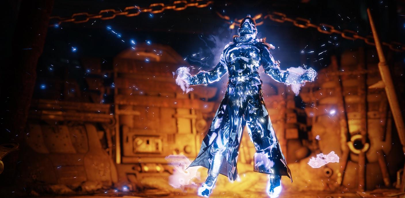 Destiny 2: Warum dieser Perk des Leere-Warlocks aktuell nutzlos ist