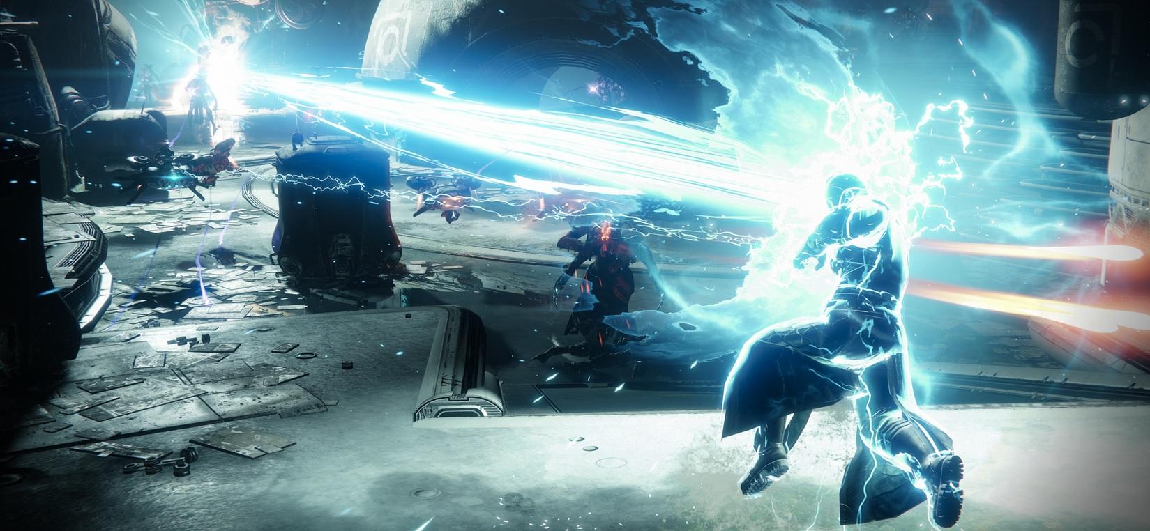 Ups, Glitch lässt Hüter bei Destiny 2 in 3rd-Person-Sicht raiden