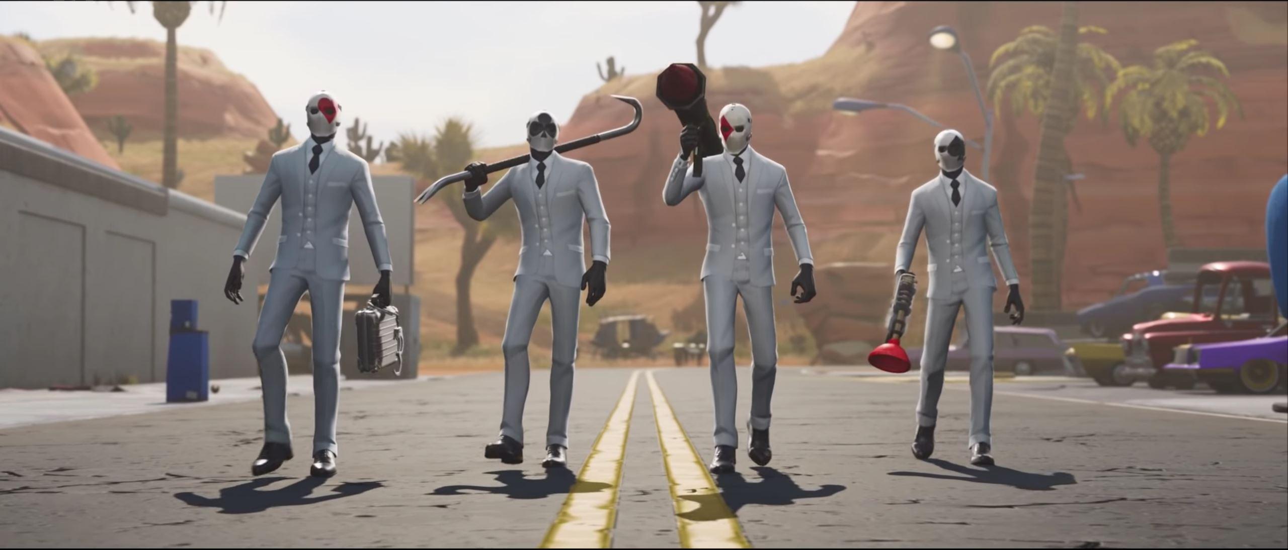 Fortnite: So funktioniert der neue Spielmodus Raubzug