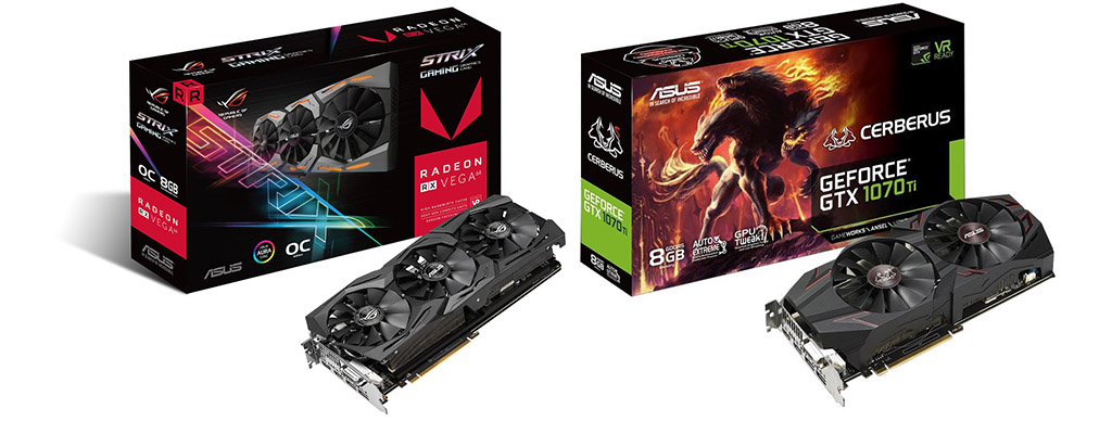 Mindfactory-Angebote – GeForce und RX Vega-Grafikkarten stark reduziert