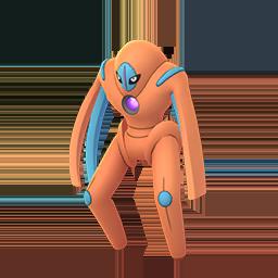 Pokémon GO Deoxys Verteidigungsform Konter