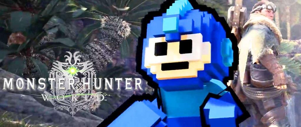 PC-Spieler von Monster Hunter: World bekommen das Mega-Man-Event