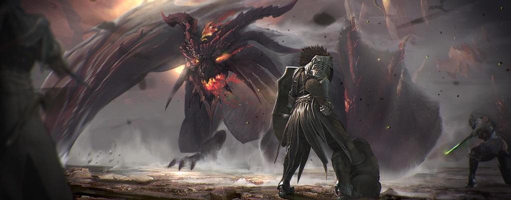 So läuft im MMORPG A:IR die 1. richtig große Mission