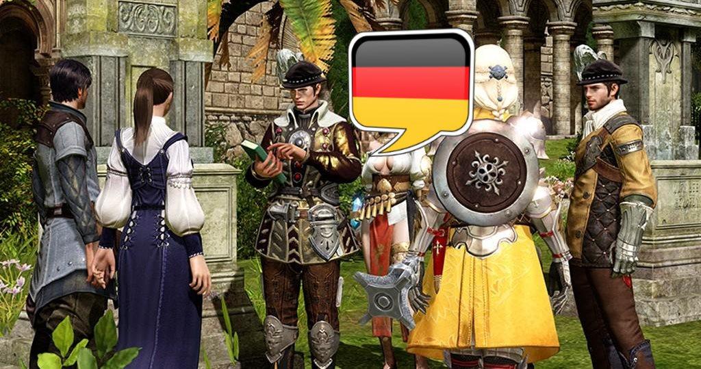Wird Bless zum Launch Deutsch? Wir haben die Entwickler gefragt
