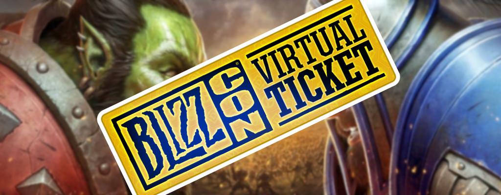 WoW: So erspielt Ihr kostenlos ein virtuelles Ticket für BlizzCon 2018