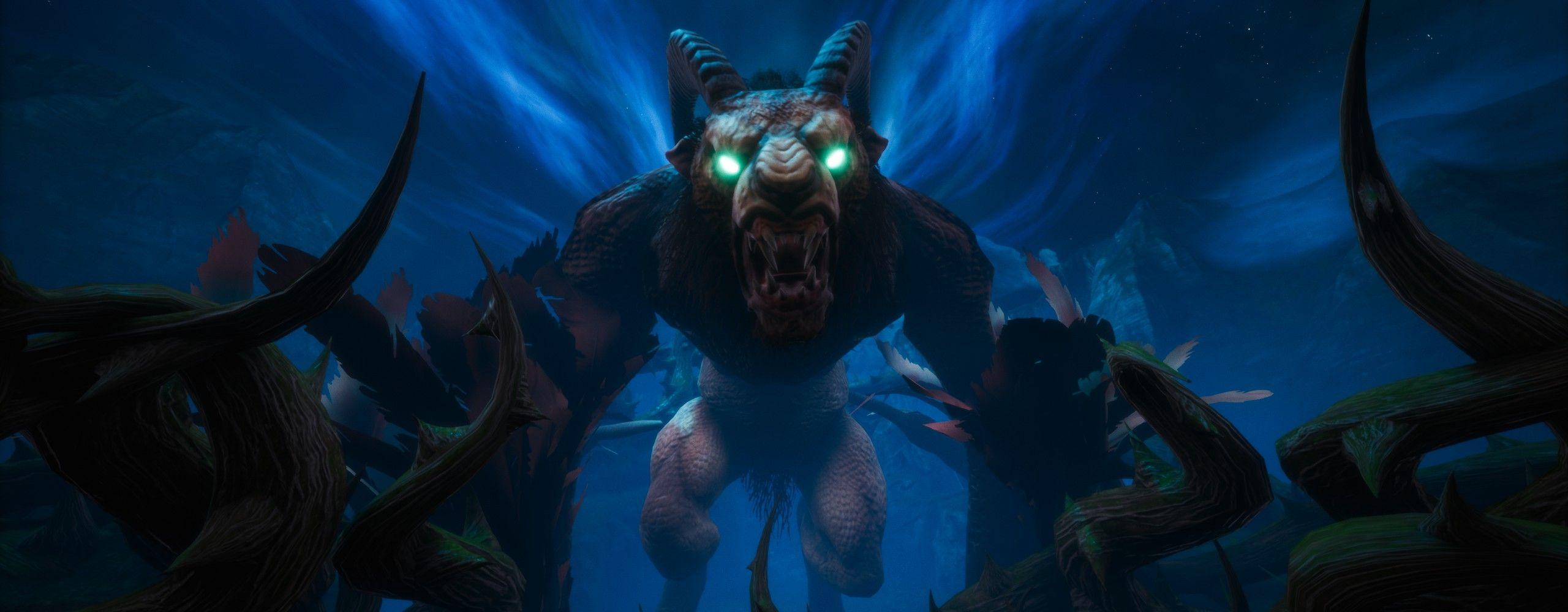 Conan Exiles: Update bringt Gott und Super-Dungeon, aber Pets fehlen