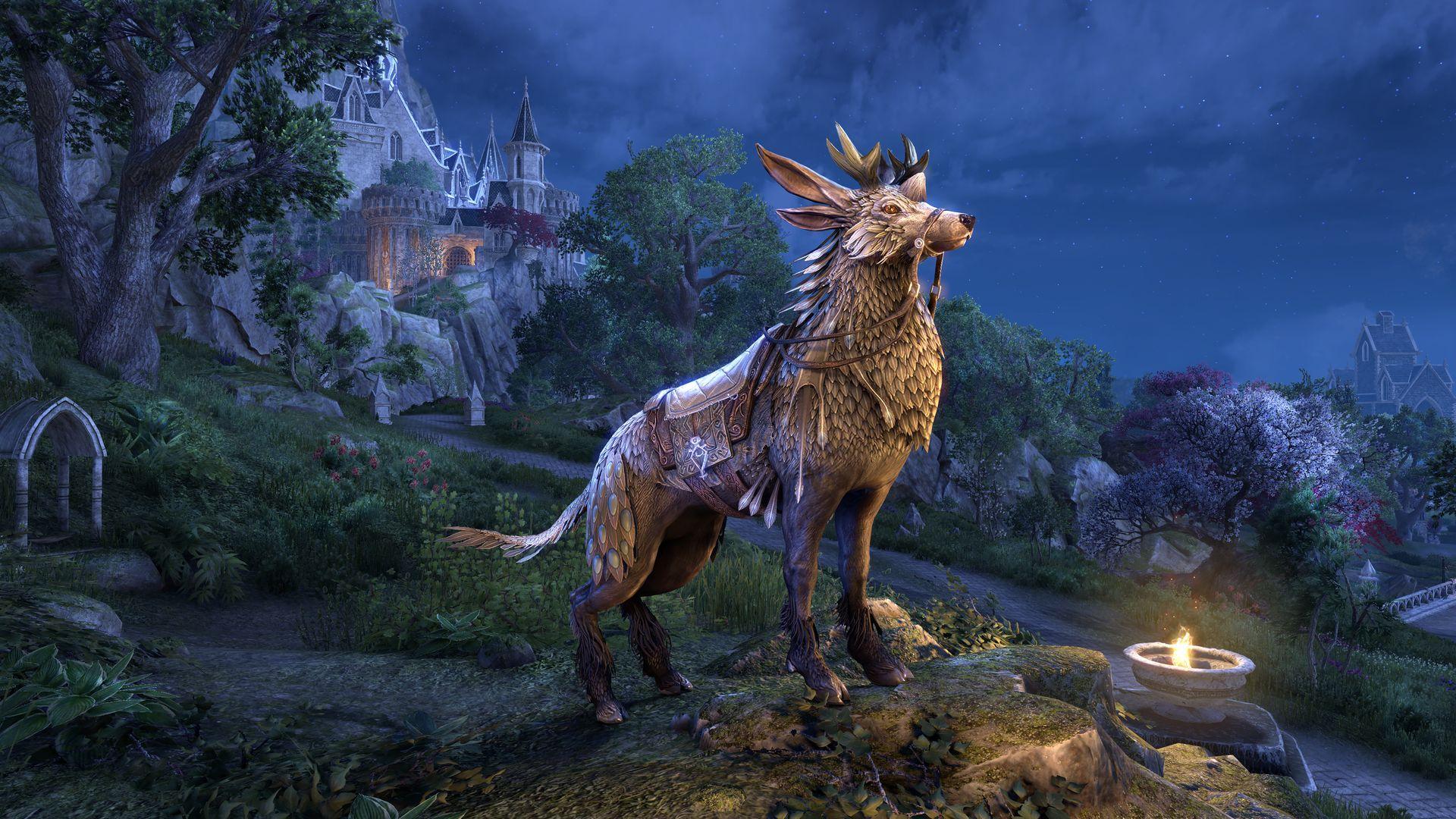 Elder Scrolls Online: So bekommt ihr Indrik, den magischen Hirsch – Guide