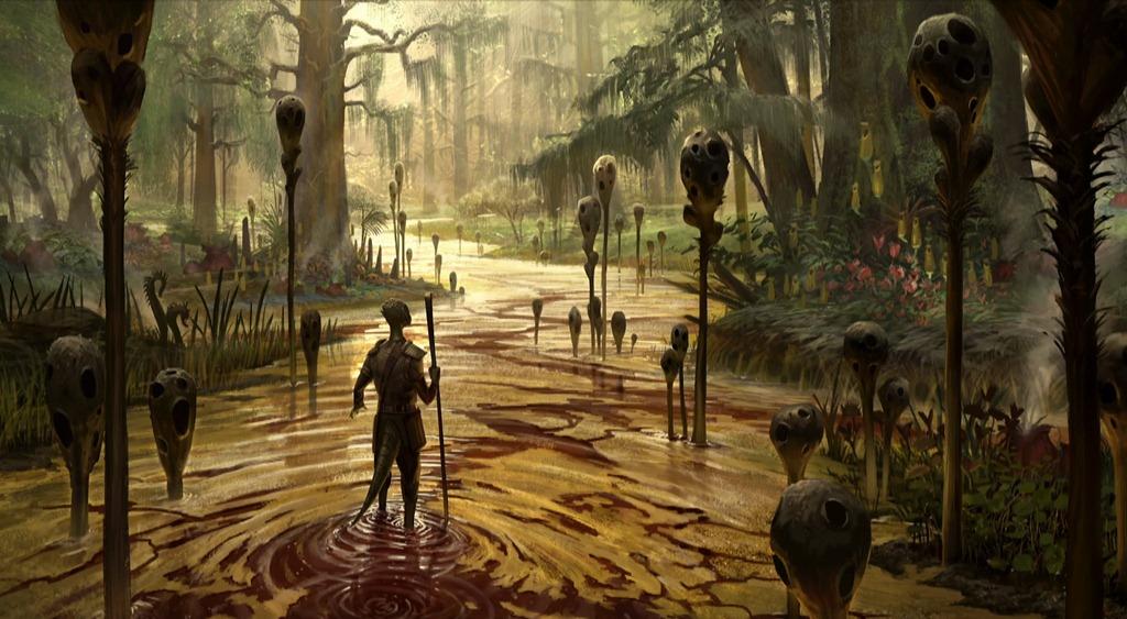 Dieser verrückte Spieler läuft ewig zu Fuß durch alle großen MMOs und MMORPGs