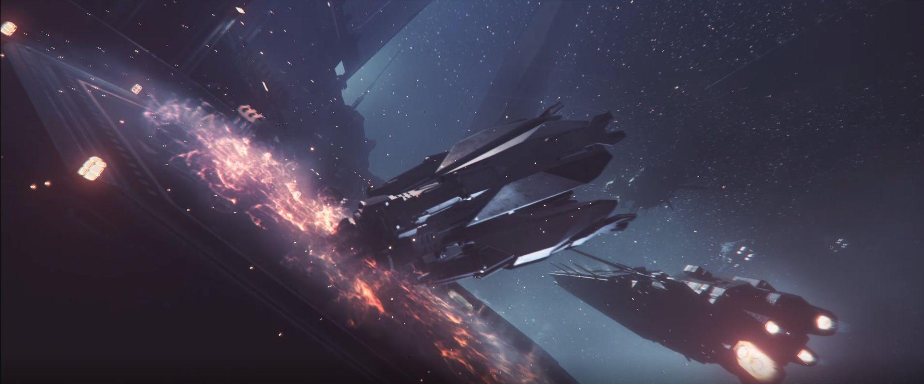 EVE Online stellt MMO-Shooter ein, kündigt direkt neuen an