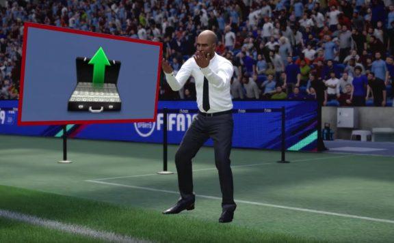 FIFA 19 Karriere Geld