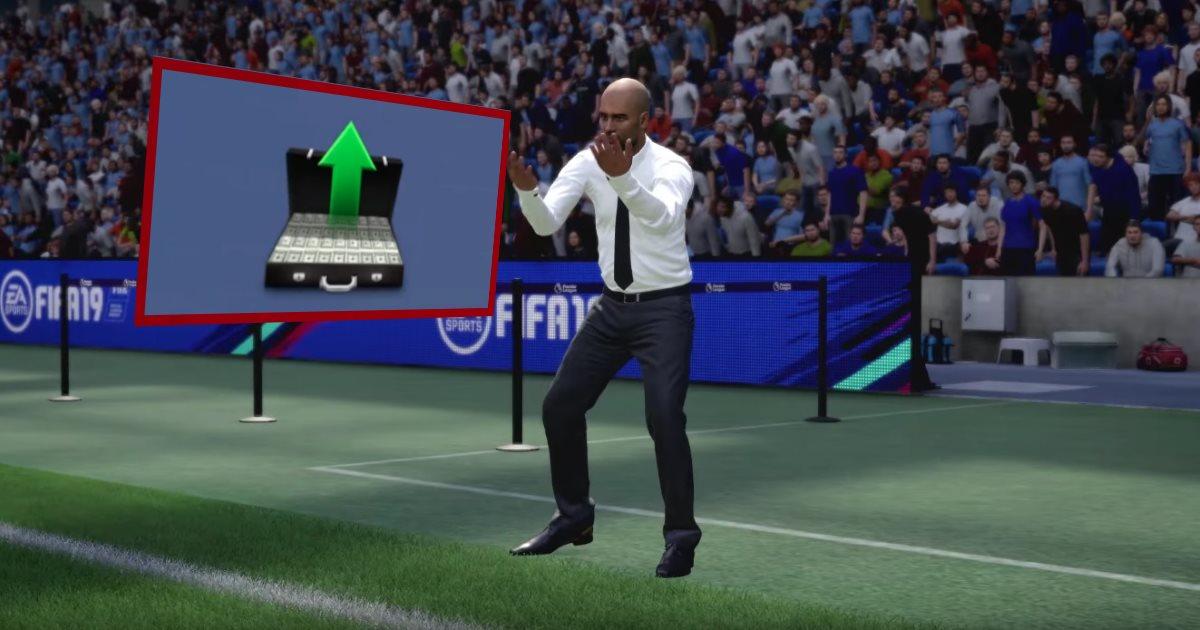 Mehr Geld in der FIFA 19 Karriere: So werdet Ihr mit Eurem Verein reich