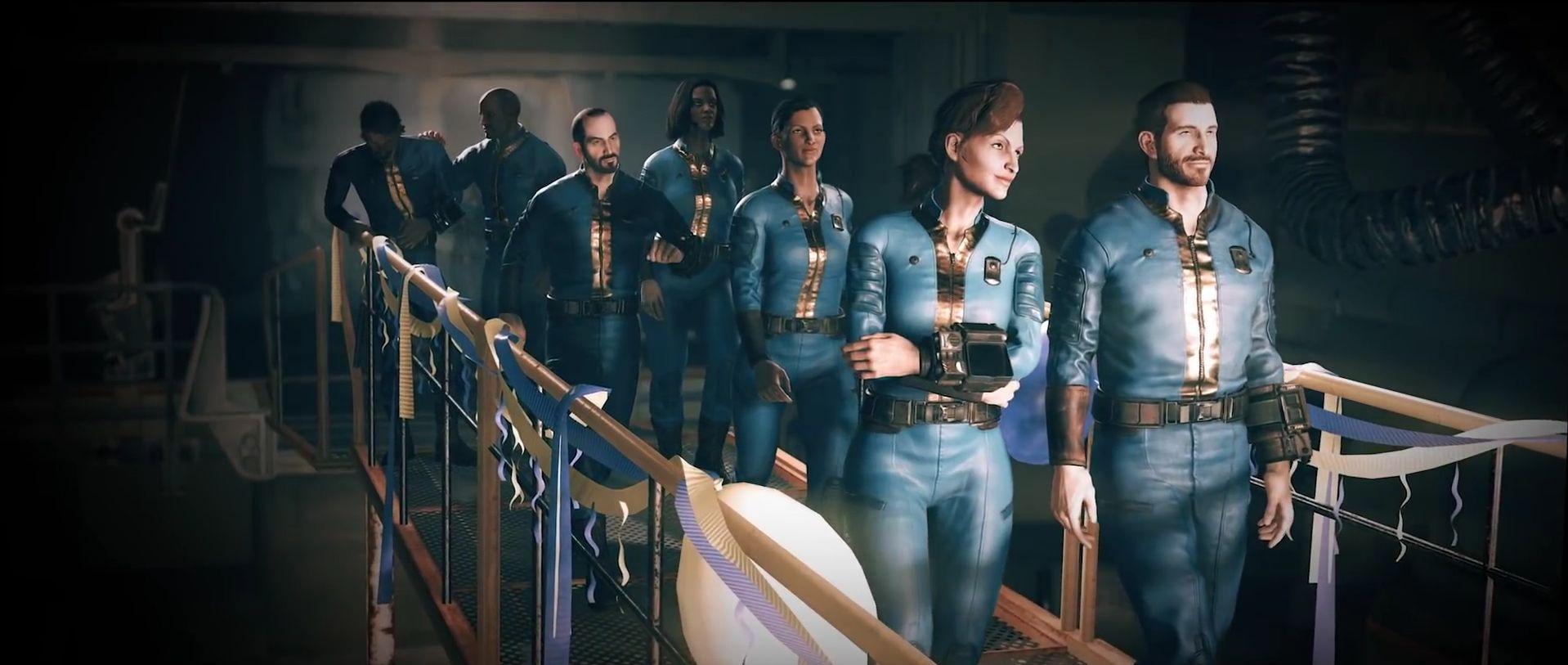 Fallout 76: Beta startet auf Xbox One bei uns mitten in der Nacht