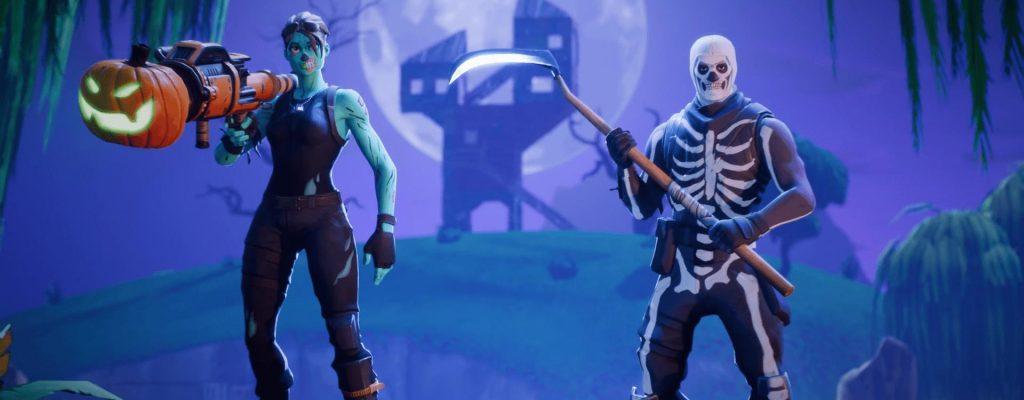 Fortnite feiert Halloween groß – Bringt wohl 2 der beliebtesten OG-Skins zurück