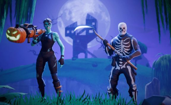 Fortnite-Halloween