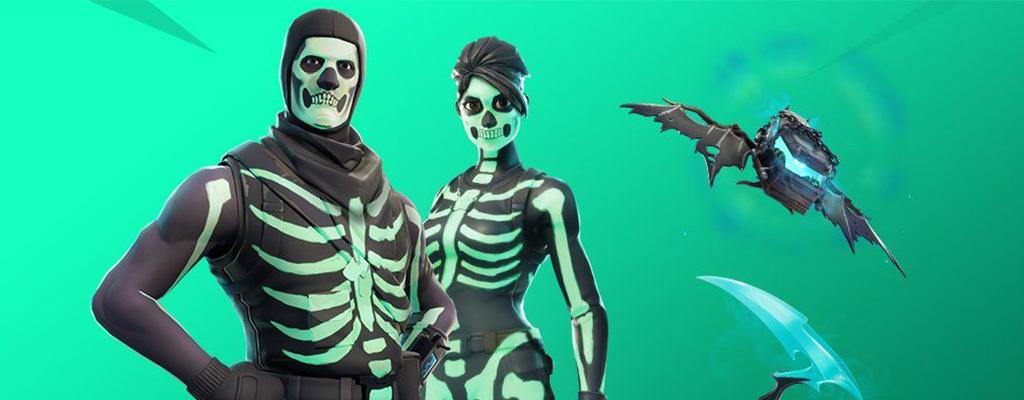 Neue Halloween-Skins im Shop von Fortnite – mit Spezial-Challenges