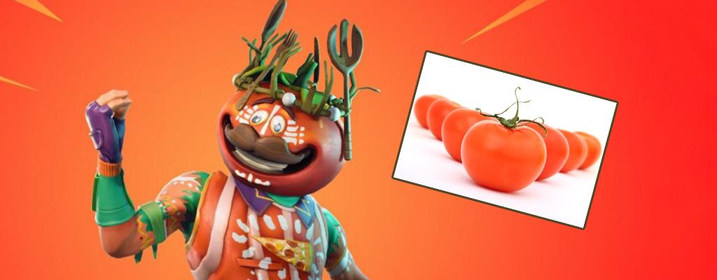 Fortnite: So trefft Ihr Spieler aus 15 Metern mit einer Tomate