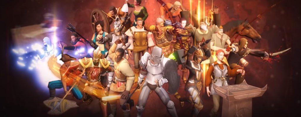 Endlich gibt's ein neues MMORPG auf Steam – Was sagen die ersten Reviews?