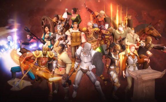 Legends of Aria Steam