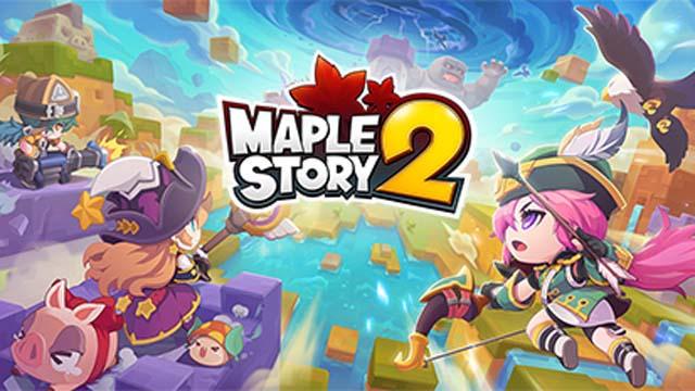MapleStory 2 - War ein Hit auf Steam