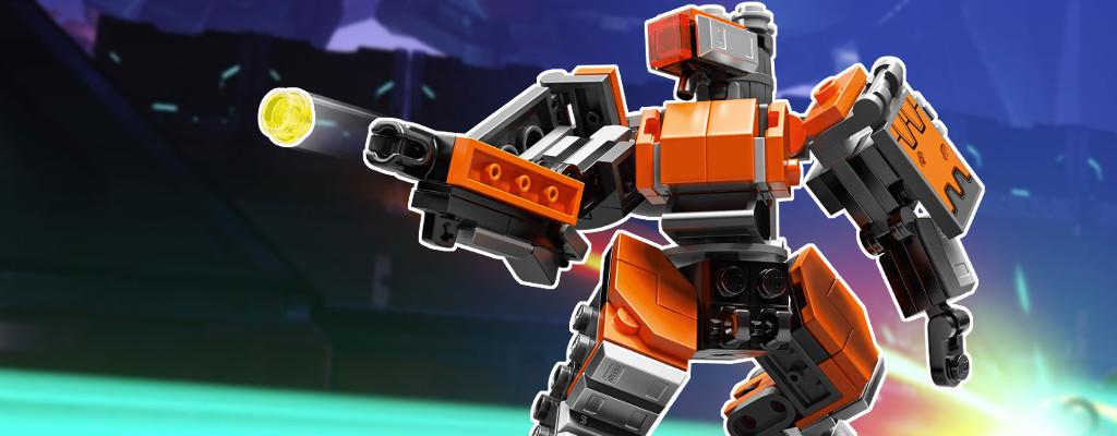 Overwatch: LEGO bringt die Omnic-Krise ins Kinderzimmer