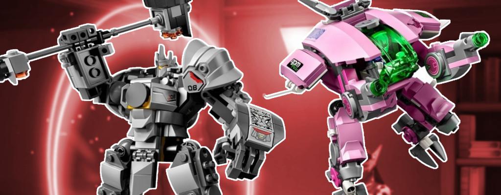 Overwatch: Schaut euch hier alle 5 spektakulären LEGO-Sets an