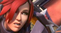 Paladins Advertorial title redhead Champion