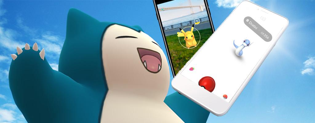 Pokémon GO: Fehler beim Fangen – So löst Ihr die AR+ Probleme