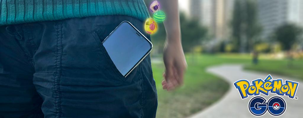 Pokémon GO: Neues Fitness-Feature zählt Schritte, bringt Belohnungen