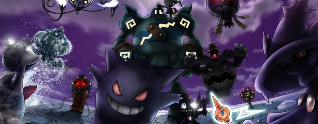 Pokémon GO: Seht hier die Geist-Pokémon der 4. Generation