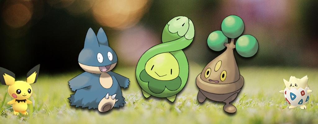 Pokémon GO: Seht hier die Baby-Pokémon der 4. Generation