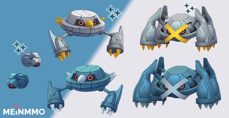 Pokémon GO Shiny Tanhel