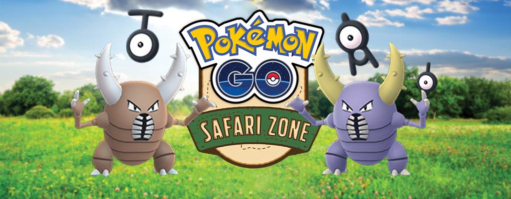 Pokémon GO kündigt Safari Zone in Taiwan mit Shiny Pinsir an