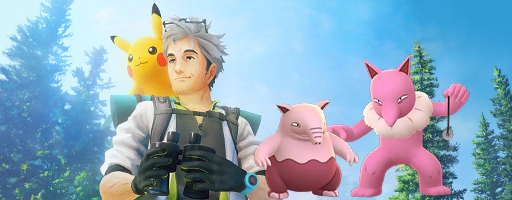 Pokémon GO bringt diese neuen Feldforschungen und Pikachu mit Hut