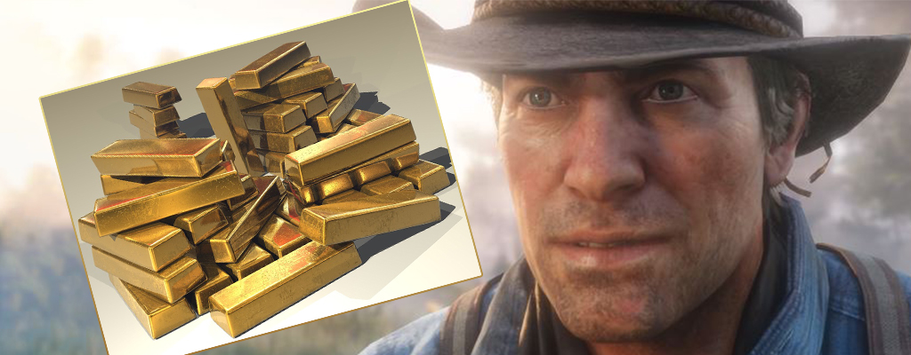 Glitch in Red Dead Redemption 2 bringt unendlich Goldbarren