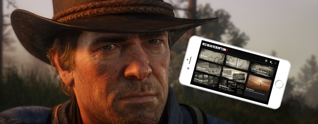 Red Dead Redemption 2: Companion App Guide – So funktioniert's