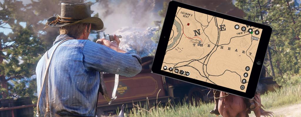 Cowboys mit Handy – Das ist die Companion App für RDR 2
