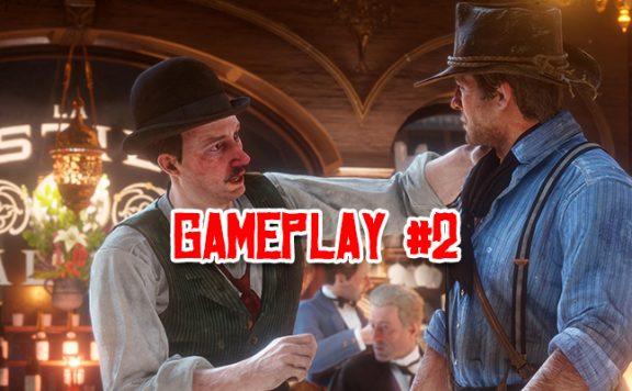 Red Dead Redemption 2 Gameplay Titel