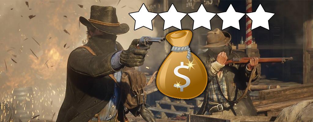 Kopfgeld in Red Dead Redemption 2 loswerden – So leicht geht's