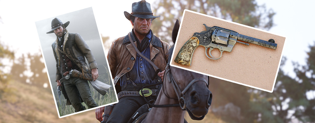 Red Dead Redemption 2: So findet Ihr verlorene Pferde, Waffen wieder