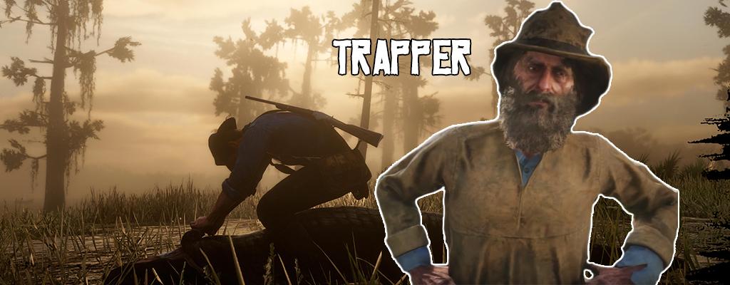 Hier findet Ihr Trapper in Red Dead Redemption 2 – Alle Locations