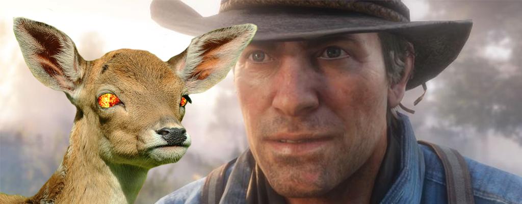 Videos zeigen: Tiere in Red Dead Redemption 2 sind außer Kontrolle