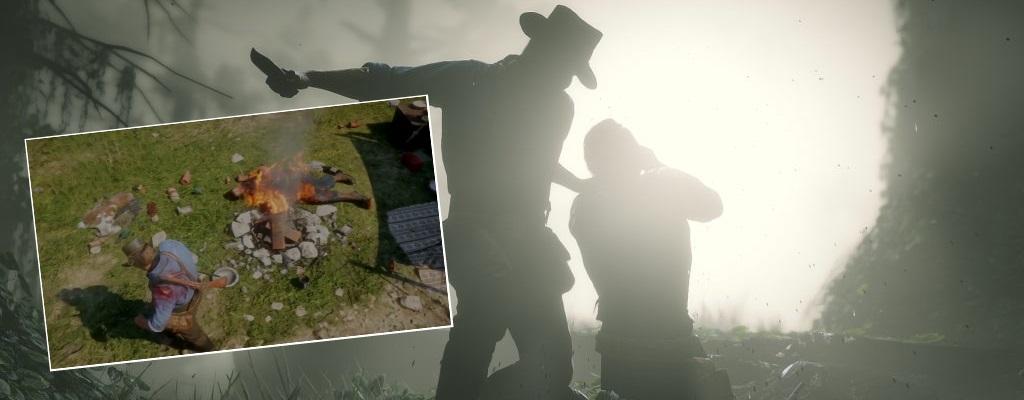 Spieler sind erschrocken: So brutal ist Red Dead Redemption 2