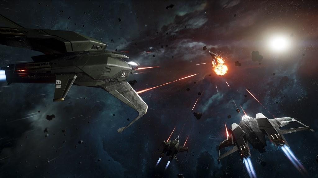 So genial sehen Squadron 42 und Alpha 3.3 von Star Citizen aus
