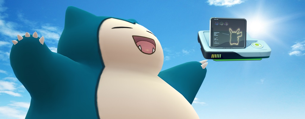 Trainer in Pokémon GO wünschen sich mit Gen 4 mehr Platz